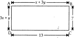 MCQ Questions for Class 10 Maths Chapter 3 Pair of Linear Equations in Two Variables with Answers 1