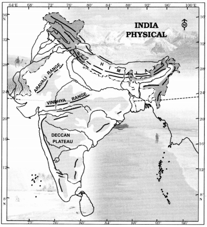 MCQ Questions for Class 6 Geography Chapter 6