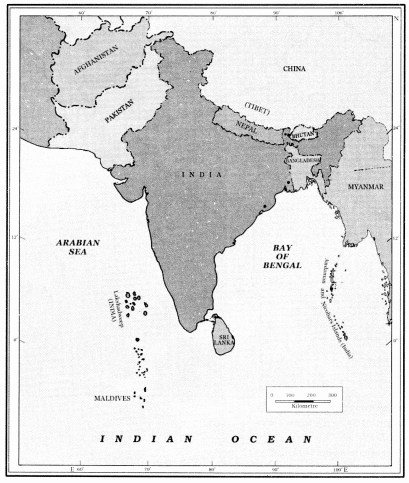 MCQ Questions for Class 6 Geography Chapter 7