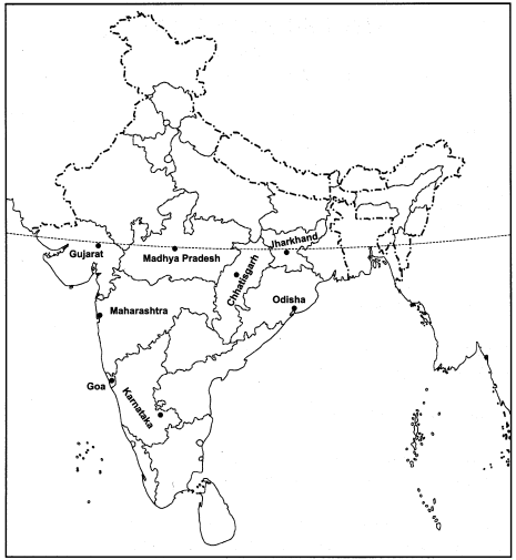 MCQ Questions for Class 8 Geography Chapter 3