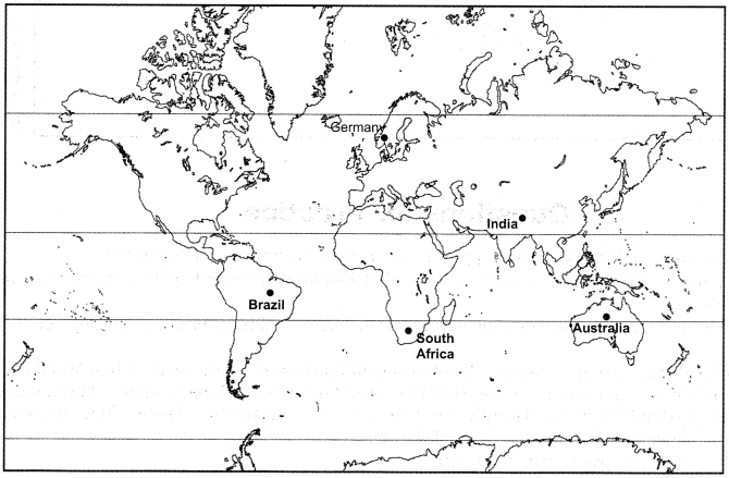 MCQ Questions for Class 8 Geography Chapter 5